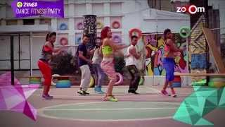 Zumba Dance Fitness Party - Episode No. 1