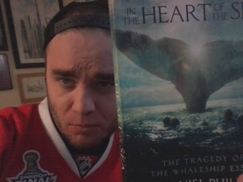 In the heart  of  the  sea : the tragedy of the whaleship Essex by Nathaniel  Philbrick (2000)