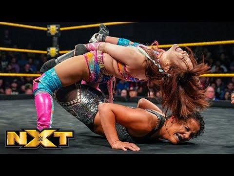 Shayna Baszler vs. Kairi Sane - NXT Women's Championship Match: WWE NXT, April 17, 2019