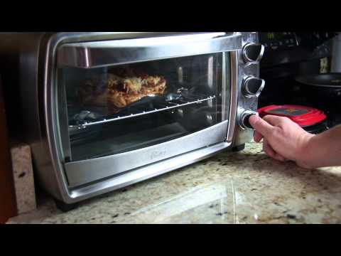Review: Oster Convection Counter Top Toaster Oven Stainless Steel TSSTTVCG03