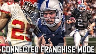 Madden NFL 15 Connected Franchise Mode- Somethings Got to Change