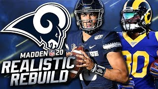 Rebuilding the Los Angeles Rams | Jordan Love is our MVP! Madden 20 Franchise
