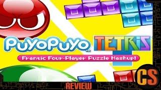 PUYO PUYO TETRIS - REVIEW (Video Game Video Review)