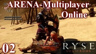 "(02) Ryse: Son of Rome - ARENA (Multiplayer Online): ""Il Dono del Nilo"" XBOX ONE"