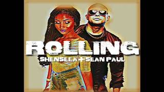 Shenseea Sean Paul Rolling September 2017