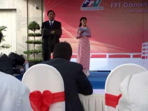 Phát biểu của ông Nguyễn Bá Thanh - khai trương tòa nhà FPT Đà nẵng - Phần 1/2