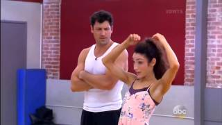 Maks & Meryl - Honour dance Rumba   DWTS 18 HD - Week 8 - Dancing With the Stars