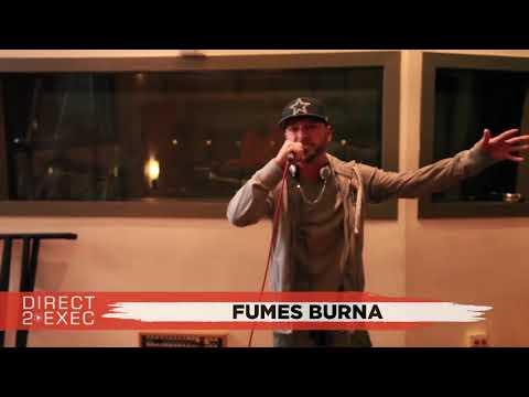 Fumes Burna Performs at Direct 2 Exec NYC 4/20/18 -  Atlantic Records