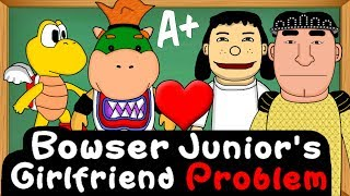 SML Movie: Bowser Junior's Girlfriend Problem! Animation