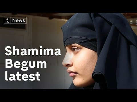 Shamima Begum: Jeremy Corbyn hits out at decision to revoke her citizenship