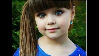 Anastasiya Knyazeva - Most Beautiful Russian Child Model (Анастасия Князева)