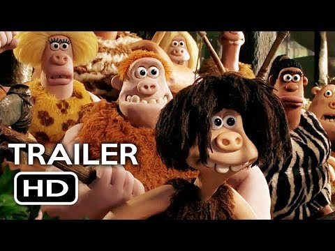 Thumbnail: Early Man Official Trailer #3 (2018) Eddie Redmayne, Tom Hiddleston Animated Movie HD