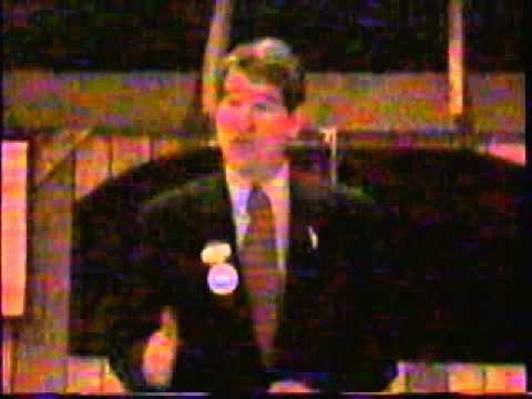 Victory Speech - Ken Krawchuk, Libertarian for Pennsylvania Governor (2002)
