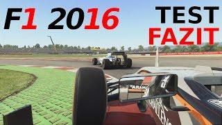 FORMEL 1 2016 Testfahrten - Fazit (F1 2015 Gameplay Catalunya German Deutsch) [Fanatec CSW]