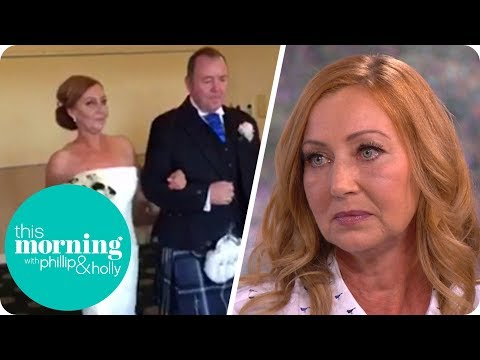 My Organ Donor's Dad Walked Me Down the Aisle | This Morning