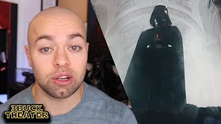 Disney WON'T RELEASE Star Wars Theory's Vader Film!