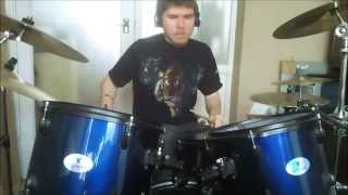 RIVERS OF BLOOD - WU TANG CLAN (The Man With The Iron Fists Soundtrack) Drum Cover