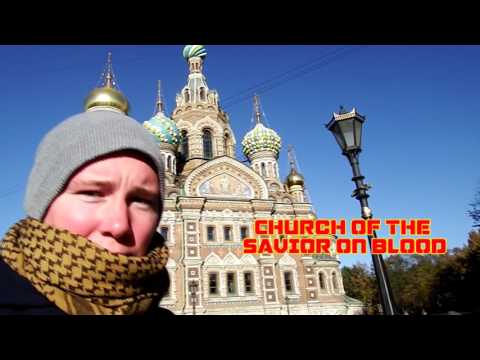 Exploring Saint Petersburg