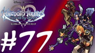 Kingdom Hearts Birth by Sleep - Part 6.77 [A] Deep Space 2