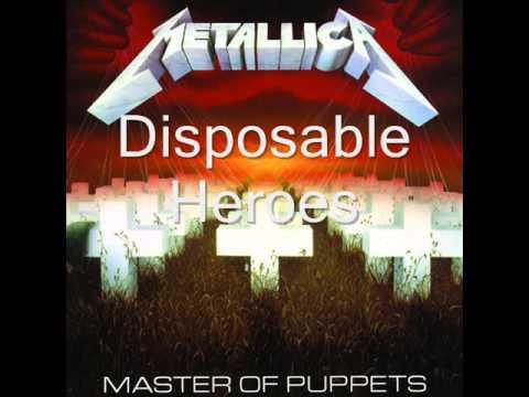 Metallica - Master of Puppets 8bit (Full Album)