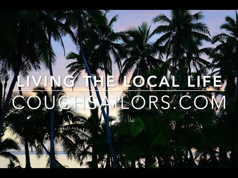 Living with Locals in a Fijian Village || COUCHSAILORS Sailing Journal #25