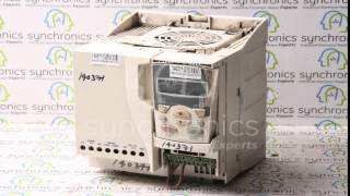 ABB - ACS350-03E-12A5-4 5.5KW Repaired at Synchronics(, 2015-02-04T19:33:26.000Z)