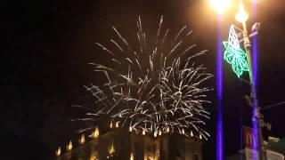 Феерверк финал Евро 2012 Испания чемпион)(, 2012-07-03T11:42:42.000Z)