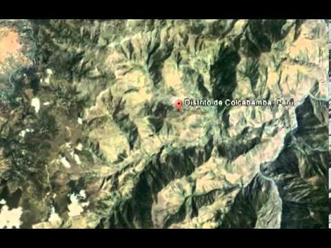 Bus cae a abismo en Huancavelica