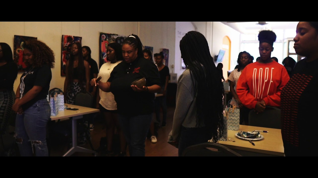 Black Girls (EM) Power: Black Girls Self Care Workshop Short
