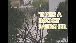 In Arma 3, it's rocket or get rocketed...