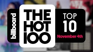Early Release! Billboard Hot 100 Top 10 November 4th 2017 Countdown | Official