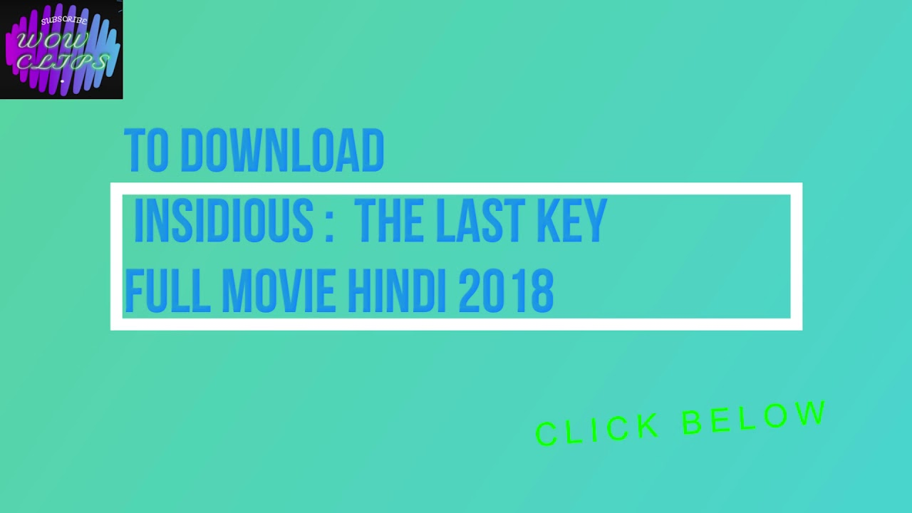 insidious the last key full movie download hd dual audio