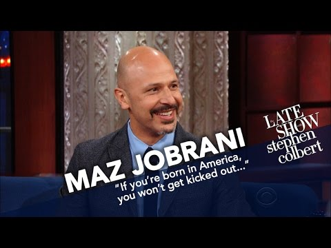 Thumbnail: Maz Jobrani Has Been Directly Impacted By Trump's Travel Ban