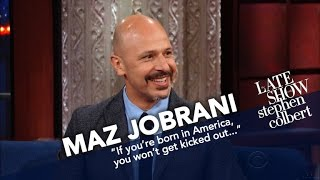 Maz Jobrani Has Been Directly Impacted By Trump