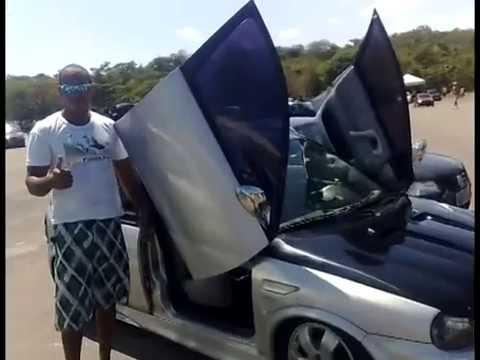 Corsa Hatch 98 Com Lambo Door Tuning Doors Portas