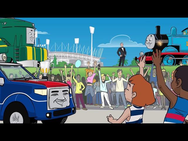 The AFL Premiership Cup | Season 2 Episode 3