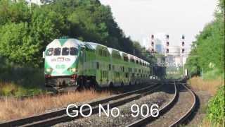 Toronto to Niagara Falls, 1 Sept 2012
