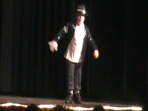 Michael Jackson Tribute -- Standing Ovations 2010