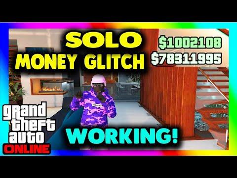*1 EASY Step!* NEW GTA 5 SOLO MONEY GLITCH  *NO REQUIREMENTS!* Super Easy! (GTA V Money Glitch) 1.47