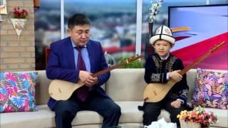 Устат-шакирт  Элмирбектер  Таңкы Бешинчиде