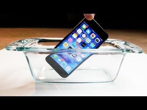 Thumbnail: iPhone 7 vs World's Strongest Acid - What Will Happen?