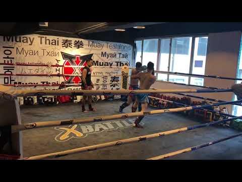 2018 xbattle inhouse fight - Frankie vs Ian Round 1