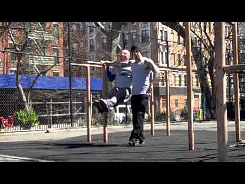 Fun Workout at Tompkins Square Park