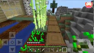Watch me play Minecraft - Pocket Edition day 17