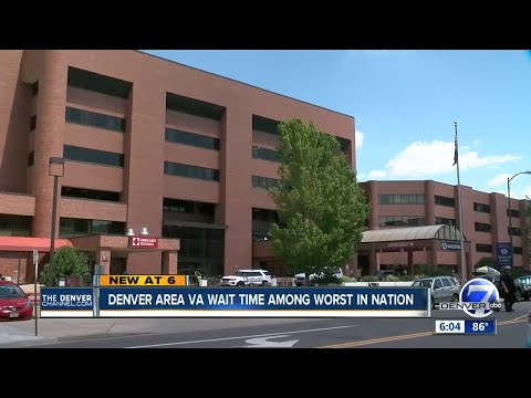 Wait times at Colorado VA facilities among worst in nation