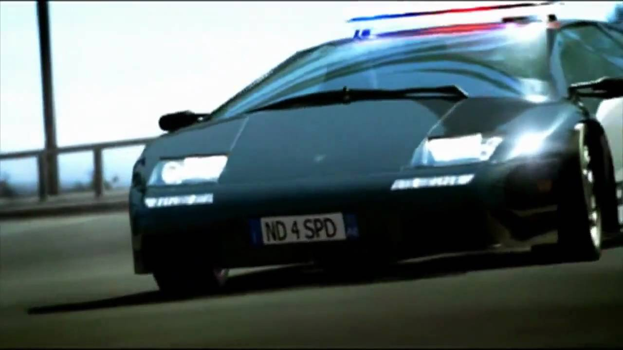 Need For Speed Hot Pursuit 2 Intro Hd 720p Youtube