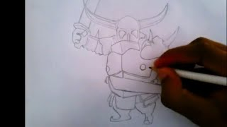 P.E.K.K.A from clash of clans