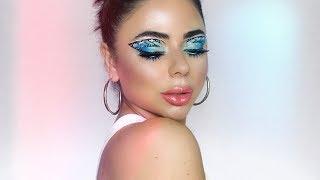 طبقت مكياج الفراشات 🦋 وانت فيكي تجربيه بالخطوات     Recreated James Charles Instagram Makeup Look