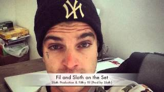 """Fil and SLoth on the Set"" by SLoth Production and Filthy Fil"