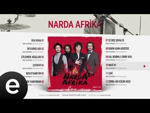 Mavi Ay (Narda Afrika) Official Audio #maviay #nardaafrika